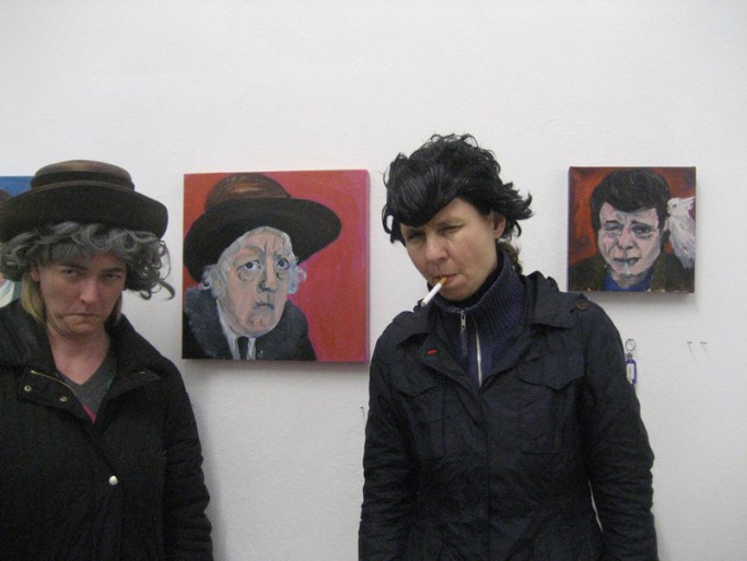 Visitors to the exhibtion 2