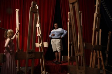 Clive Rowe as Pablo Picasso