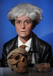 Amanda Root as Andy Warhol