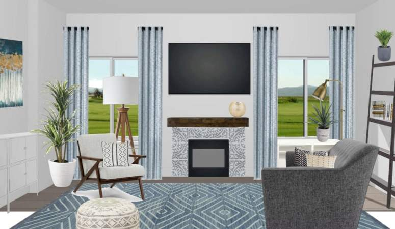 Living Room Design 101