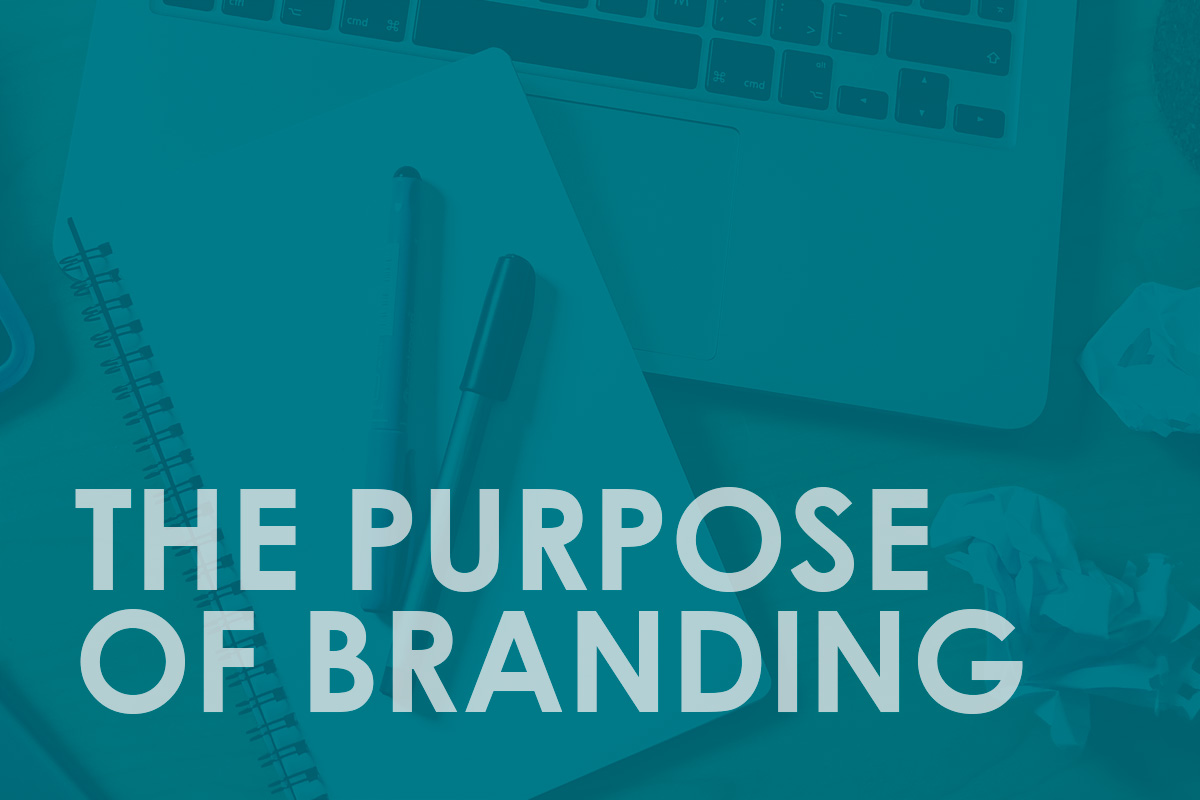 More than a logo: the purpose of branding