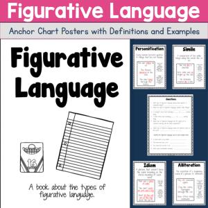 Figurative Language Vocabulary Posters