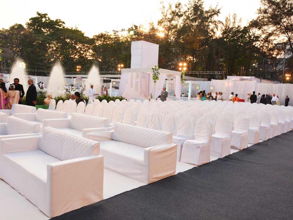 Weddings At Parsi Gymkhana