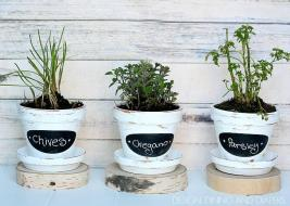rustic-chalkboard-labeled-herb-pots