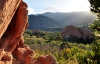 hiking, colorado springs