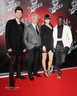 THE VOICE UK PHOTOCALL
