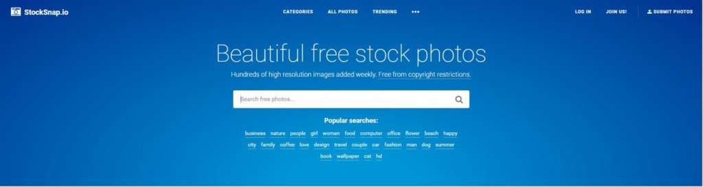 StockSnap.io