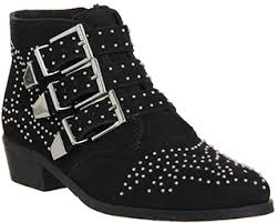 office_black_studded_boots_festival footwear