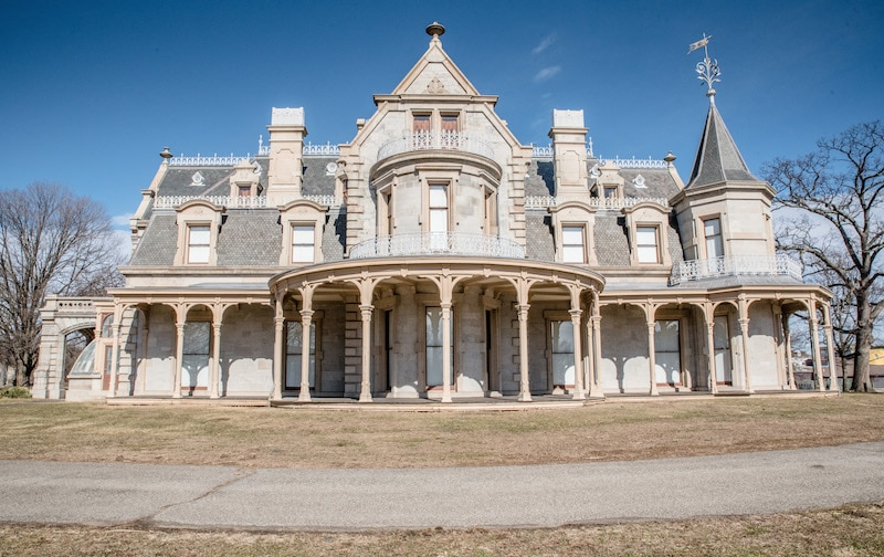 where to go in connecticut The Lockwood-Mathews Mansion Museum
