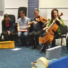Training day - Instrumental tutor training