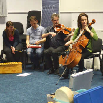 Training day - Instrumental tutor training
