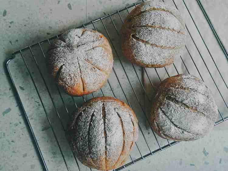 無油全麥伯爵茶麵包 Whole Wheat Earl Grey Tea Bread   Taste & See