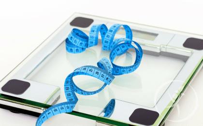 gewicht - Het gevecht met de weegschaal