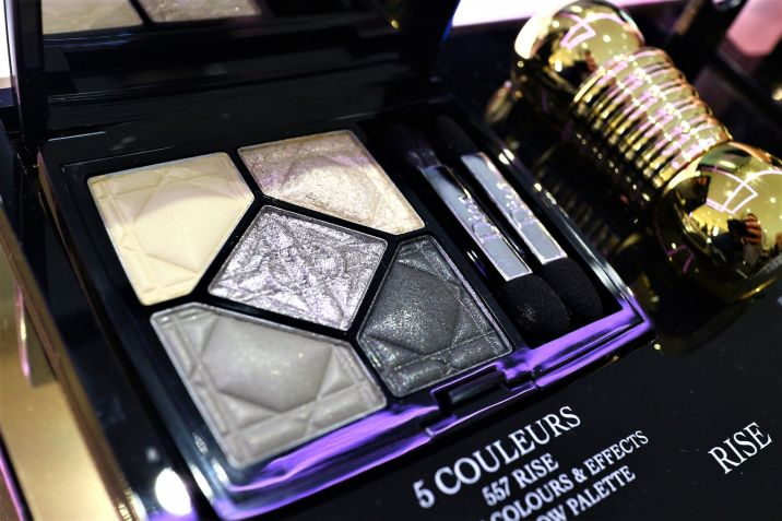 Dior Eye Shadow Palette. Dior Beauty. Beauty Blogger.