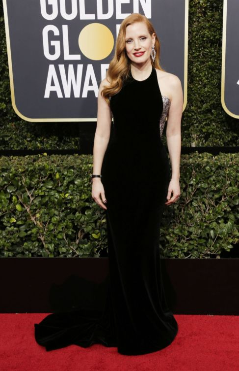Golden Globe Fashion. Red Carpet Style. Film Blog UK.