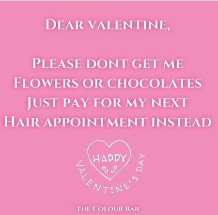 The Colour Bar, Wirral. Liverpool Blogger. UK Blogger. Valentine's Day Ideas.