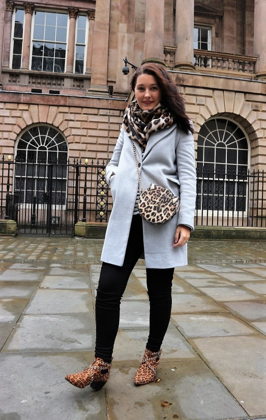 Leopard Print Style. Styling Leopard Print. Leopard Print. UK Blogger. Style Post.