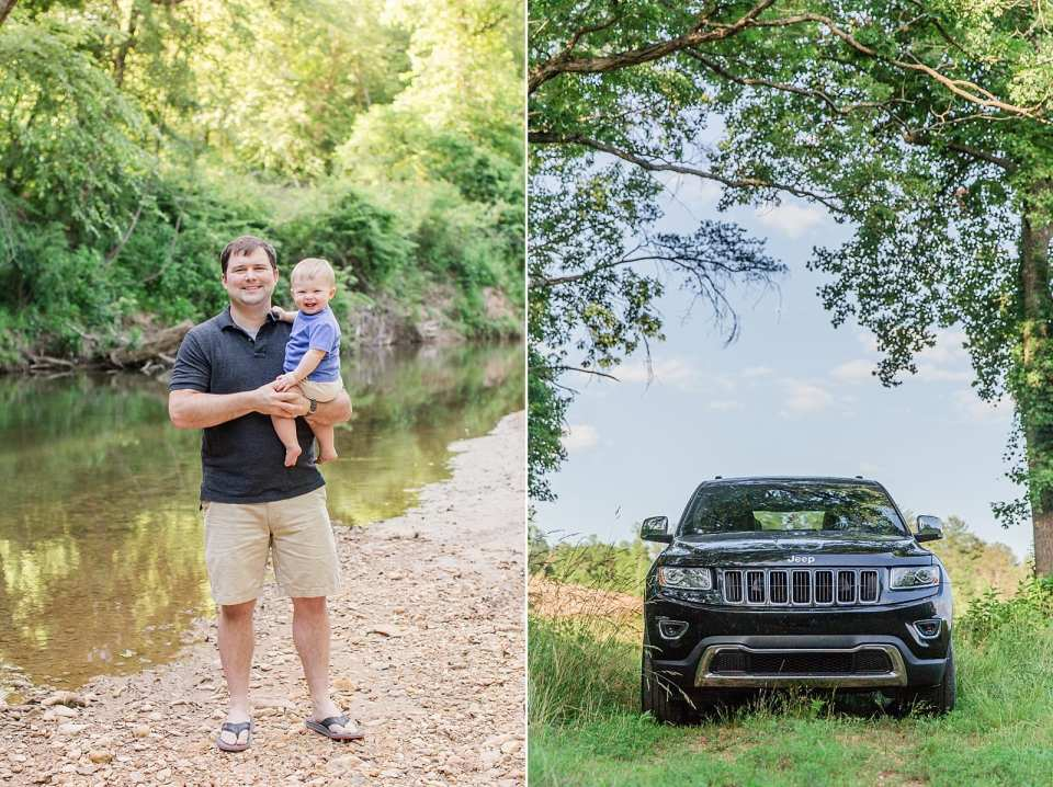dobson jeep family photographer