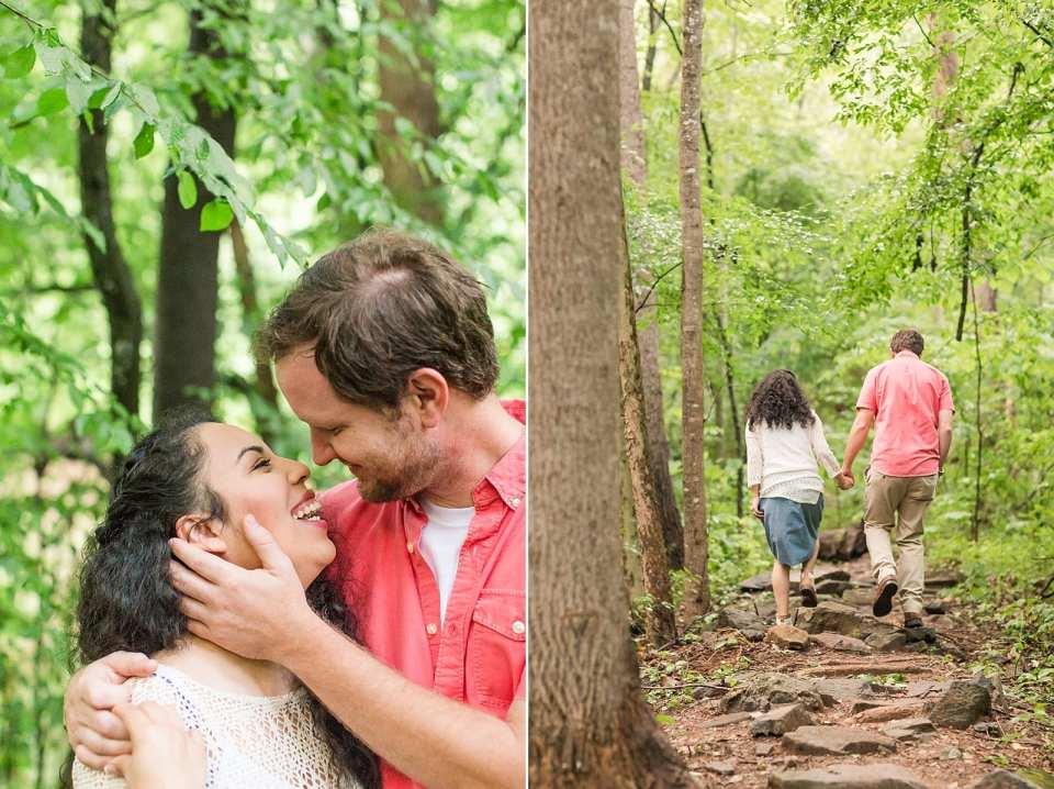 hobby park winston salem engagement