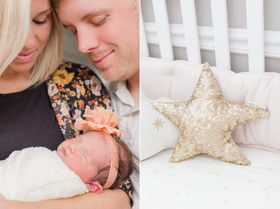 greensboro newborn session