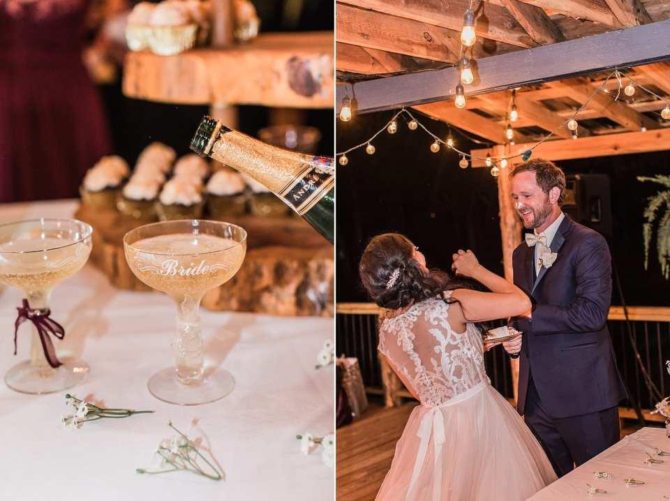 smith hollow farm wedding