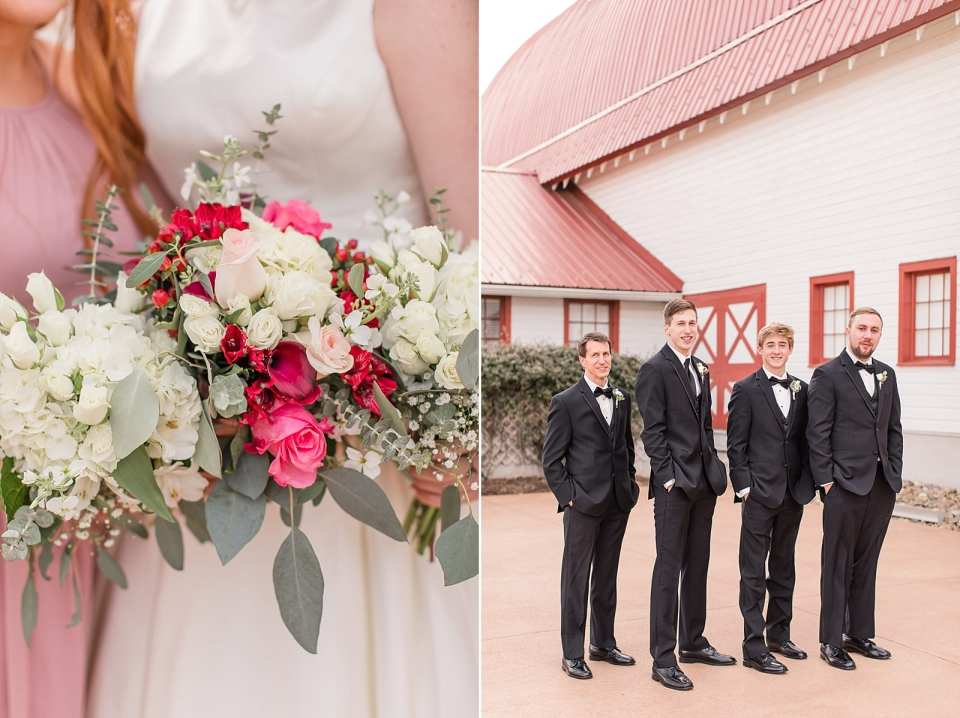 winmock wedding clemmons photographer