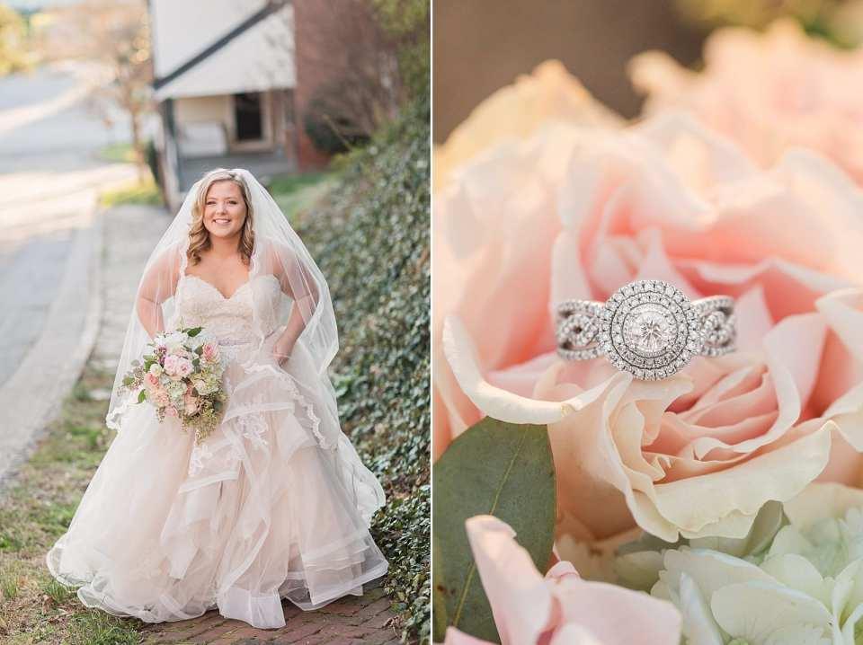 old salem wedding winston salem wedding