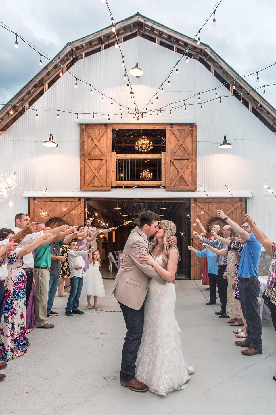The Barn at Cranberry Creek Wedding