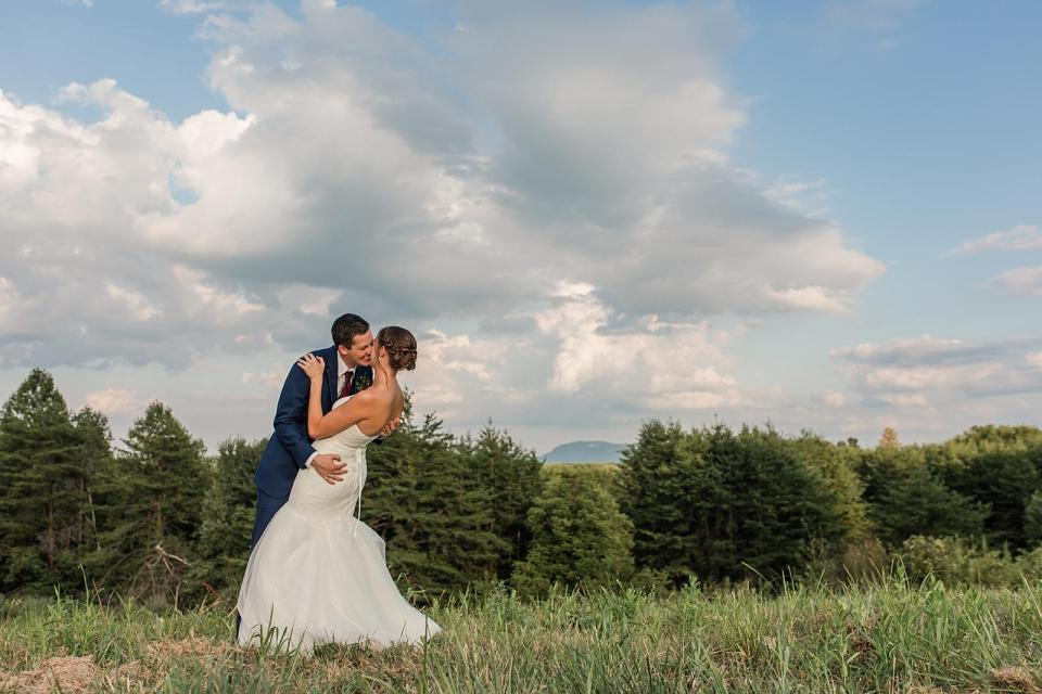 Lunas Trail Farm and Event Center Wedding