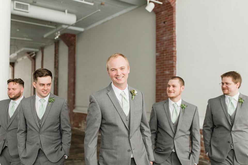 The Lofts at Union Square Wedding