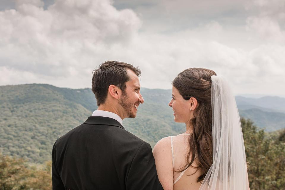 Westglow Resort Wedding Blowing Rock NC