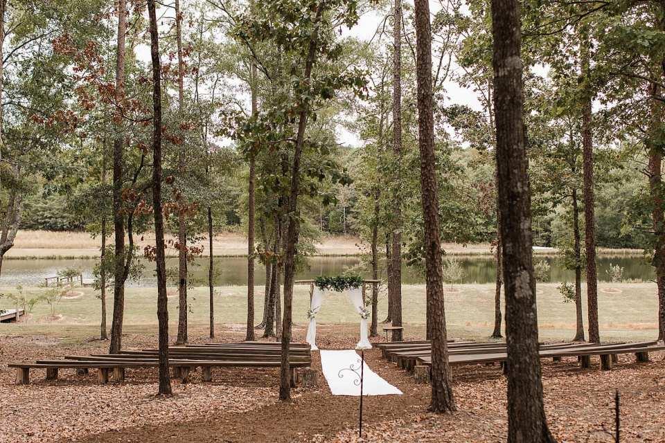 The Barn at Cedar Hill Wedding Salisbury, NC