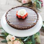 Chocolate Coconut Creme Tart