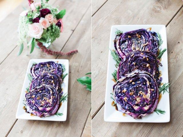 Red Cabbage Steaks: Jessi's Kitchen