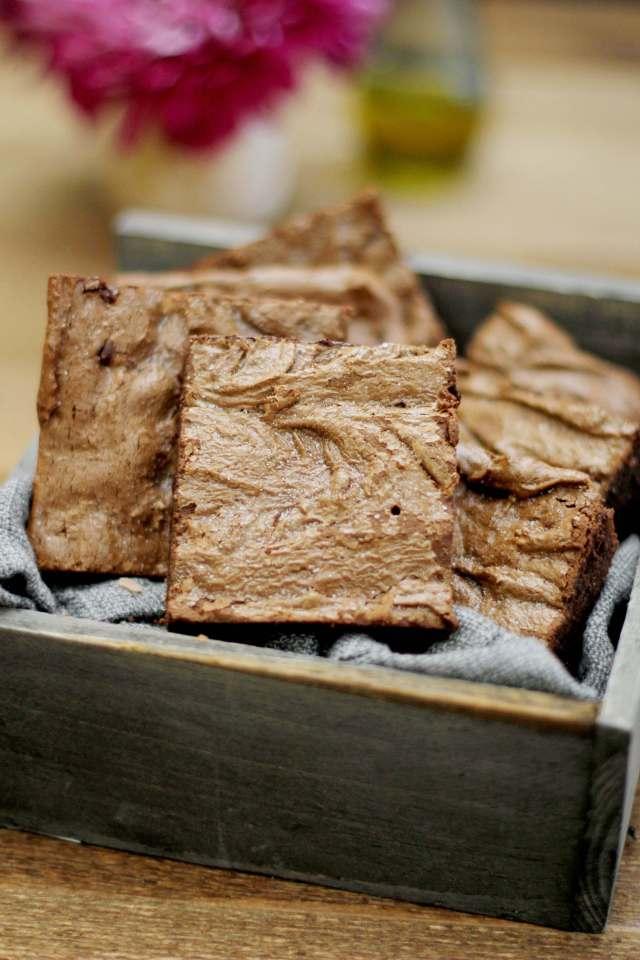 Olive Oil and Sea Salt Brownies: Jessi's Kitchen