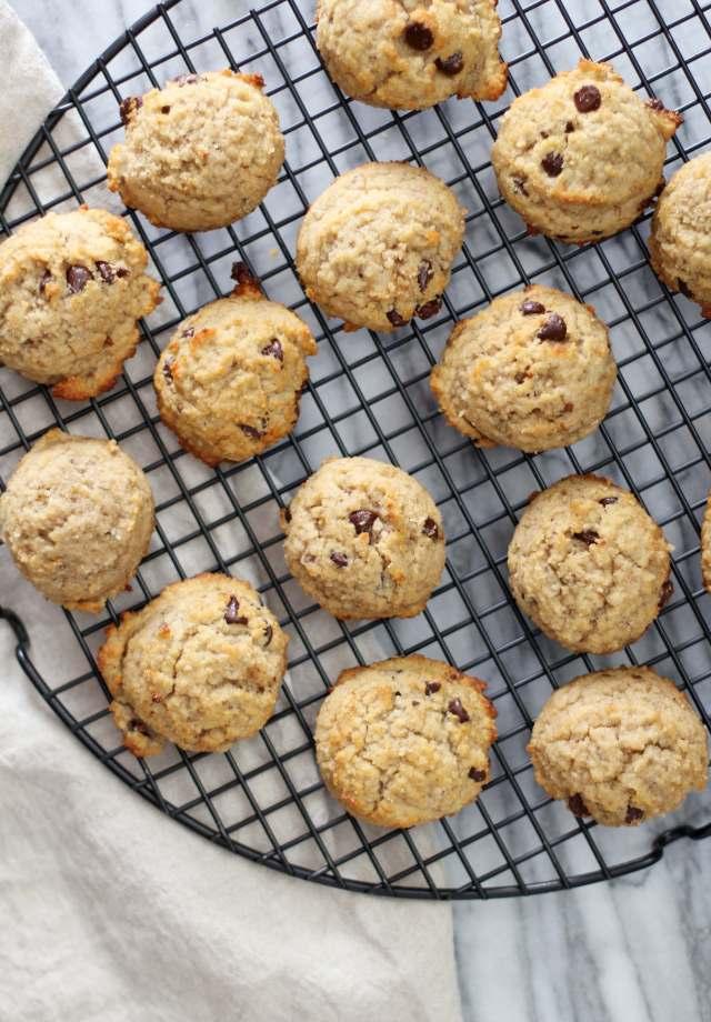 Banana Bread Drop Cookies: Jessi's Kitchen