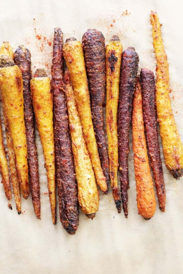 Sweet and Smokey Carrots: Jessi's Kitchen