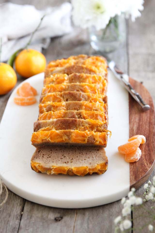 Gluten free Holiday Satsuma Loaf: Jessi's Kitchen
