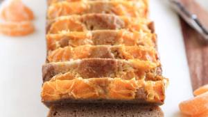 Gluten free Holiday Satsuma Loaf