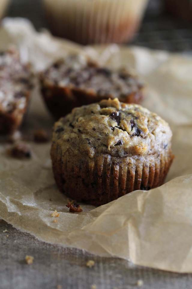 Gluten free Banana Muffins: Jessi's Kitchen