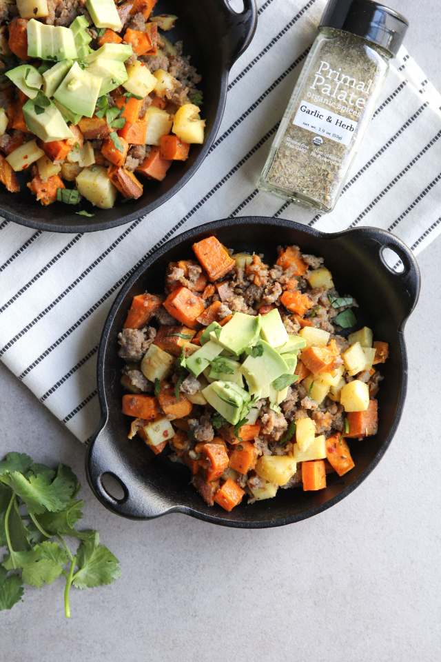 Sweet Potato and Parsnip Hash: Jessi's Kitchen
