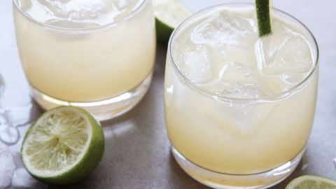 Ginger Lime Margaritas