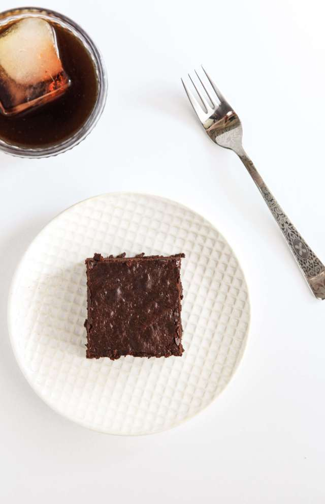 Fudgy Oat Flour Brownies: Jessi's Kitchen