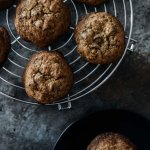 Gluten-free Chocolate Chip Hazelnut Cookies