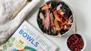 Skirt Steak Salad from Clean Eating Bowls