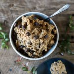 Gluten-free, Vegan Cookie Dough