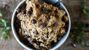 Gluten-free, Vegan Cookie Dough