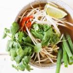 Zucchini Noodle Pho from The Big 10 Paleo Spiralizer Cookbook