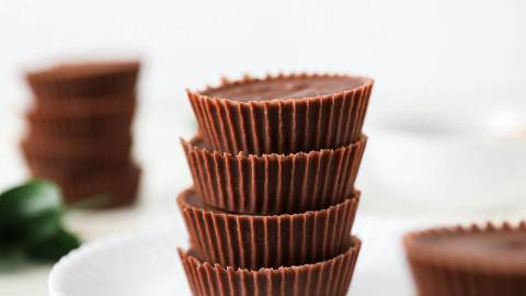 Chocolate Beet Cups