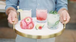 Build Your Own Margarita Station